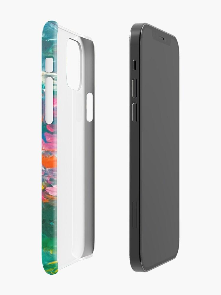 Alternate view of Monet's Dream iPhone Case & Cover