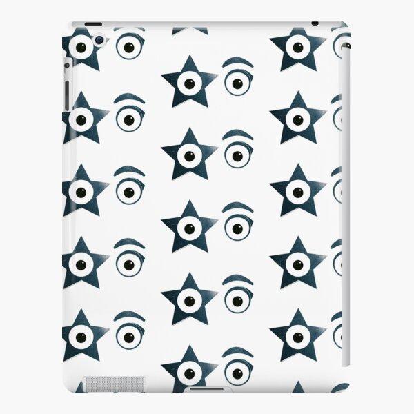 The Starchild Kiss The Band Green Galaxy Stars iPad Snap Case