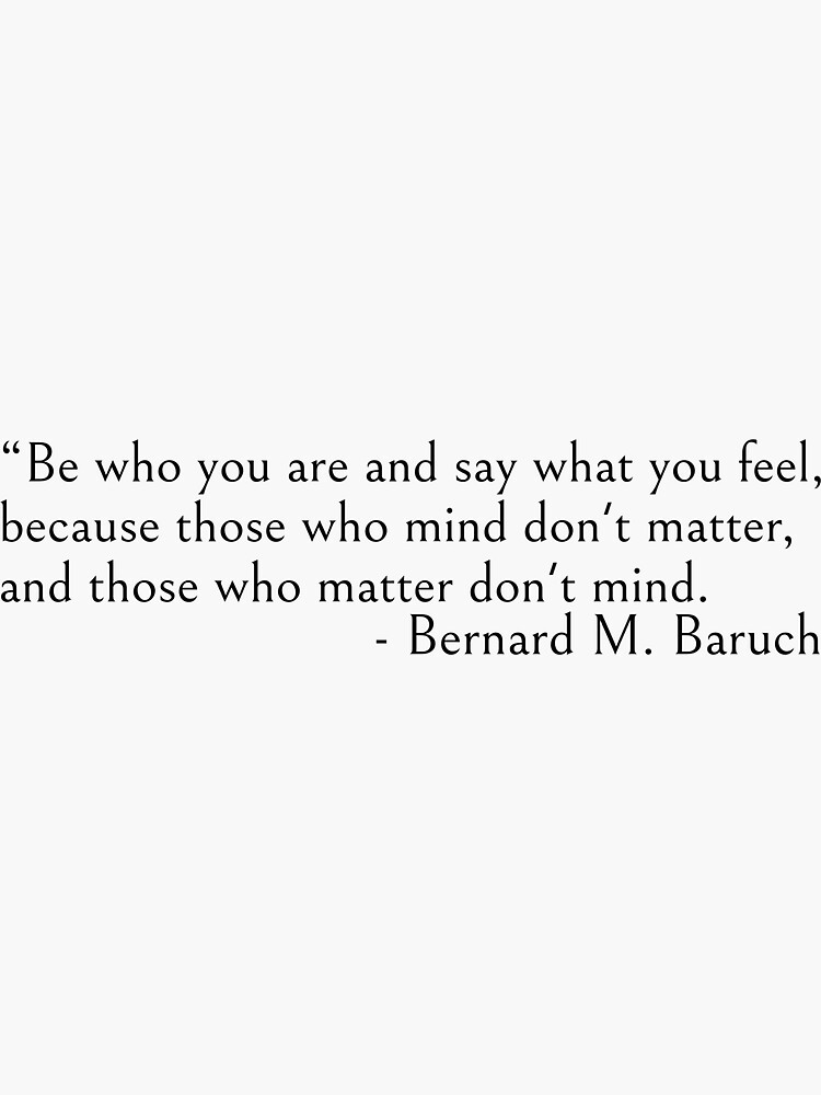 Bernard M. Baruch Motivational Quotes by ds-4