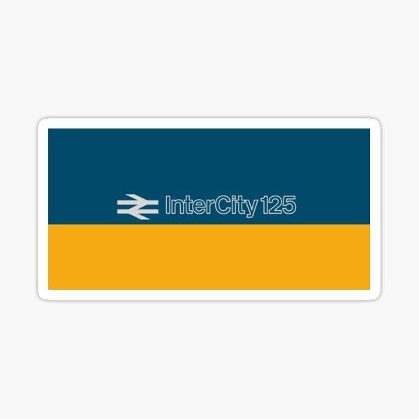 Intercity 125 Sticker