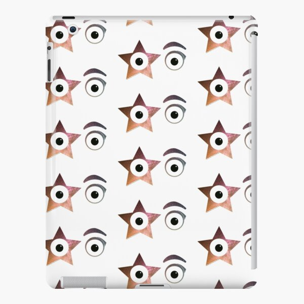 The Starchild Kiss The Band Pink Galaxy Stars iPad Snap Case