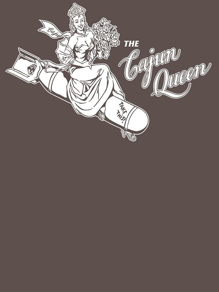 The Cajun Queen by b24flak