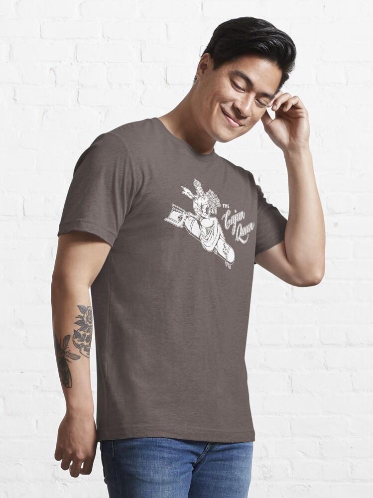 Alternate view of The Cajun Queen Essential T-Shirt