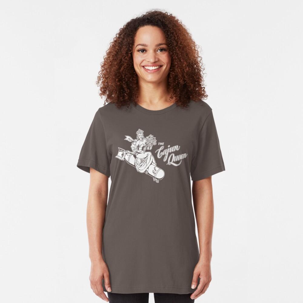The Cajun Queen Slim Fit T-Shirt