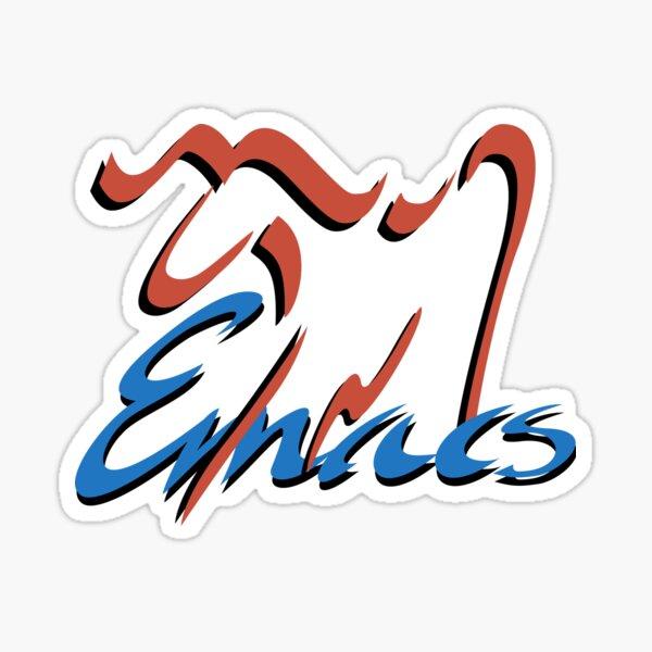 GNU Emacs Sticker