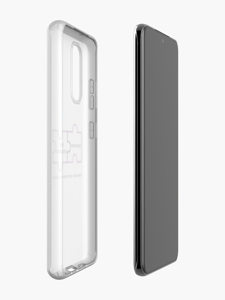 Alternate view of BTS #Connect Jigsaw - Jungkook Case & Skin for Samsung Galaxy