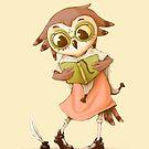« Little Owl » par Maureen Casulli