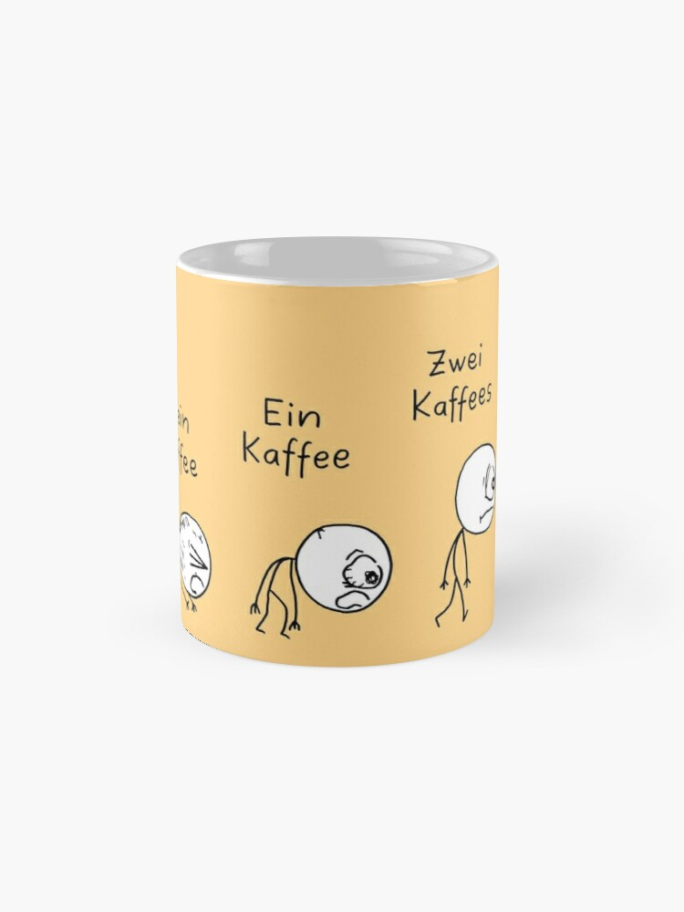 Alternative Ansicht von Kaffeelution Tasse