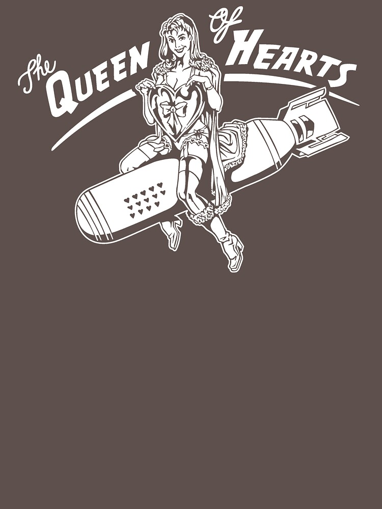 The Queen of Hearts by b24flak