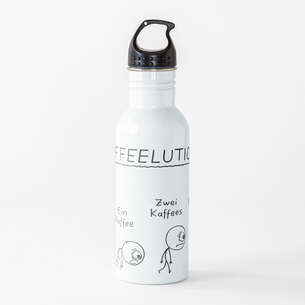 Kaffeelution Trinkflasche
