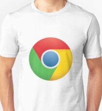 Google Chrome Unisex T-Shirt