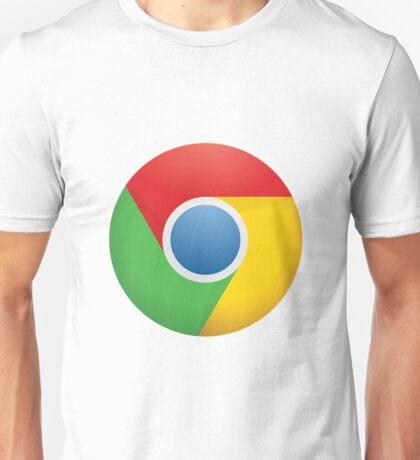 Google Chrome Unisex T-Shirt