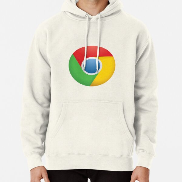Google Chrome Pullover Hoodie