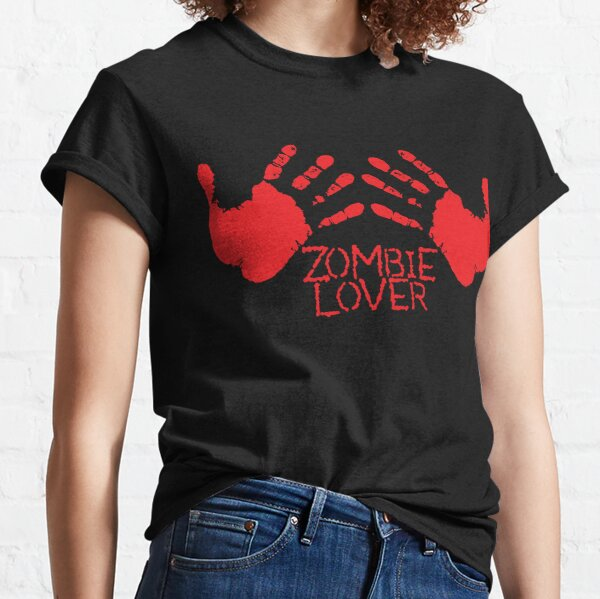 Zombie Lover Classic T-Shirt