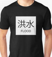Flood Kanji T-Shirt