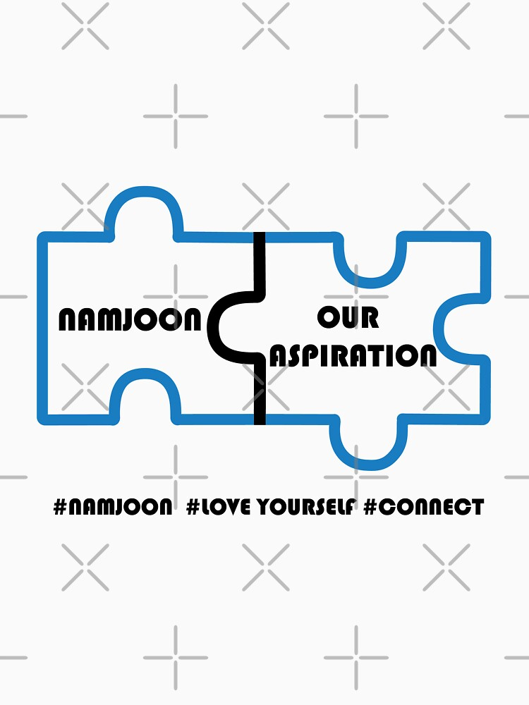 BTS #Connect Jigsaw - Namjoon by LondonKpopSt