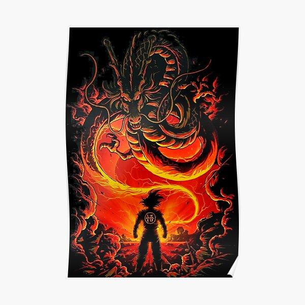 DRAGON BALLS GOKU Poster