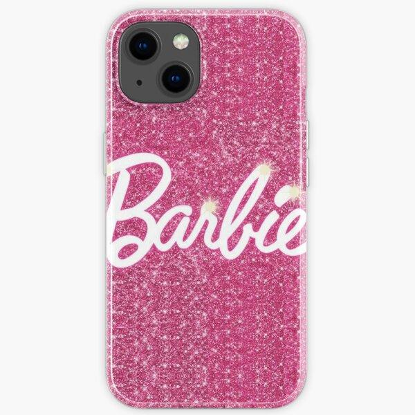 Barbie glitzert iPhone Flexible Hülle