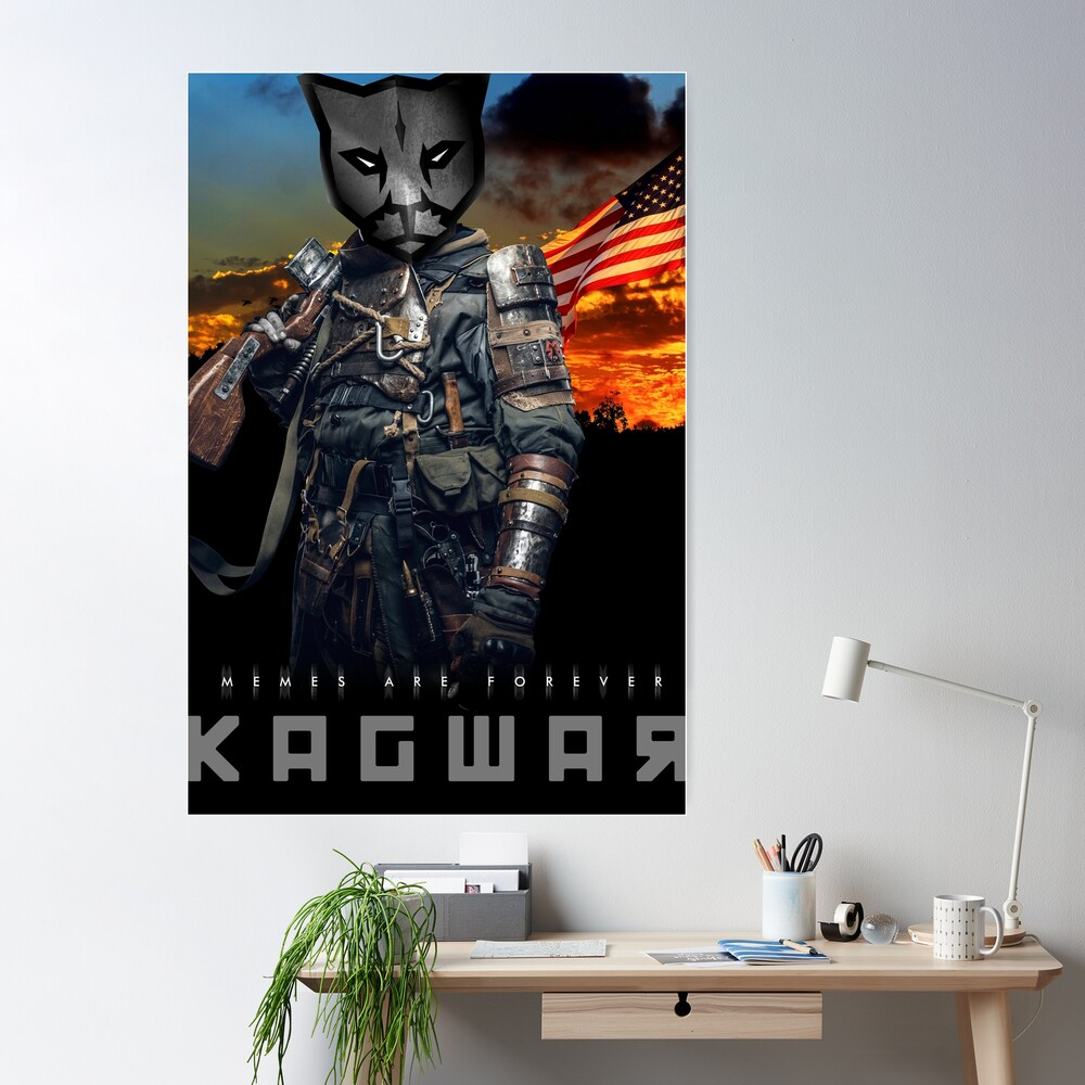 Memes Are Forever Poster