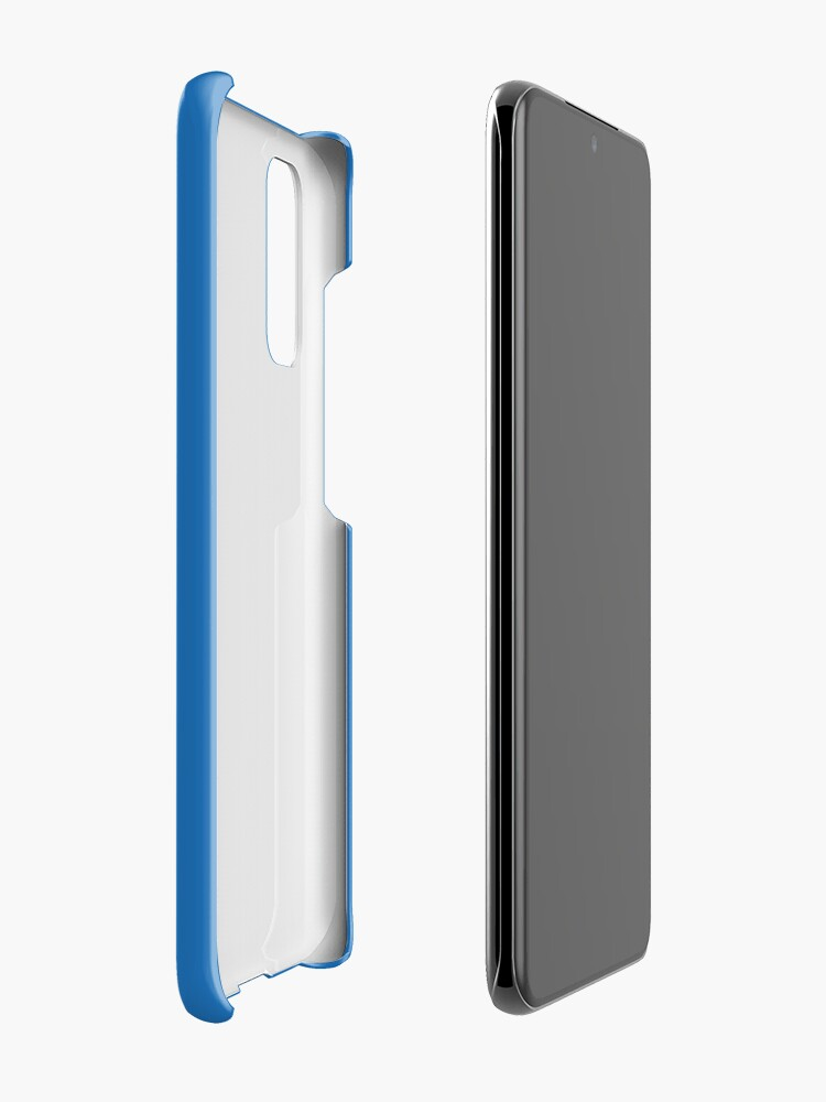 Alternate view of Port Fish official merch Samsung Galaxy Phone Case