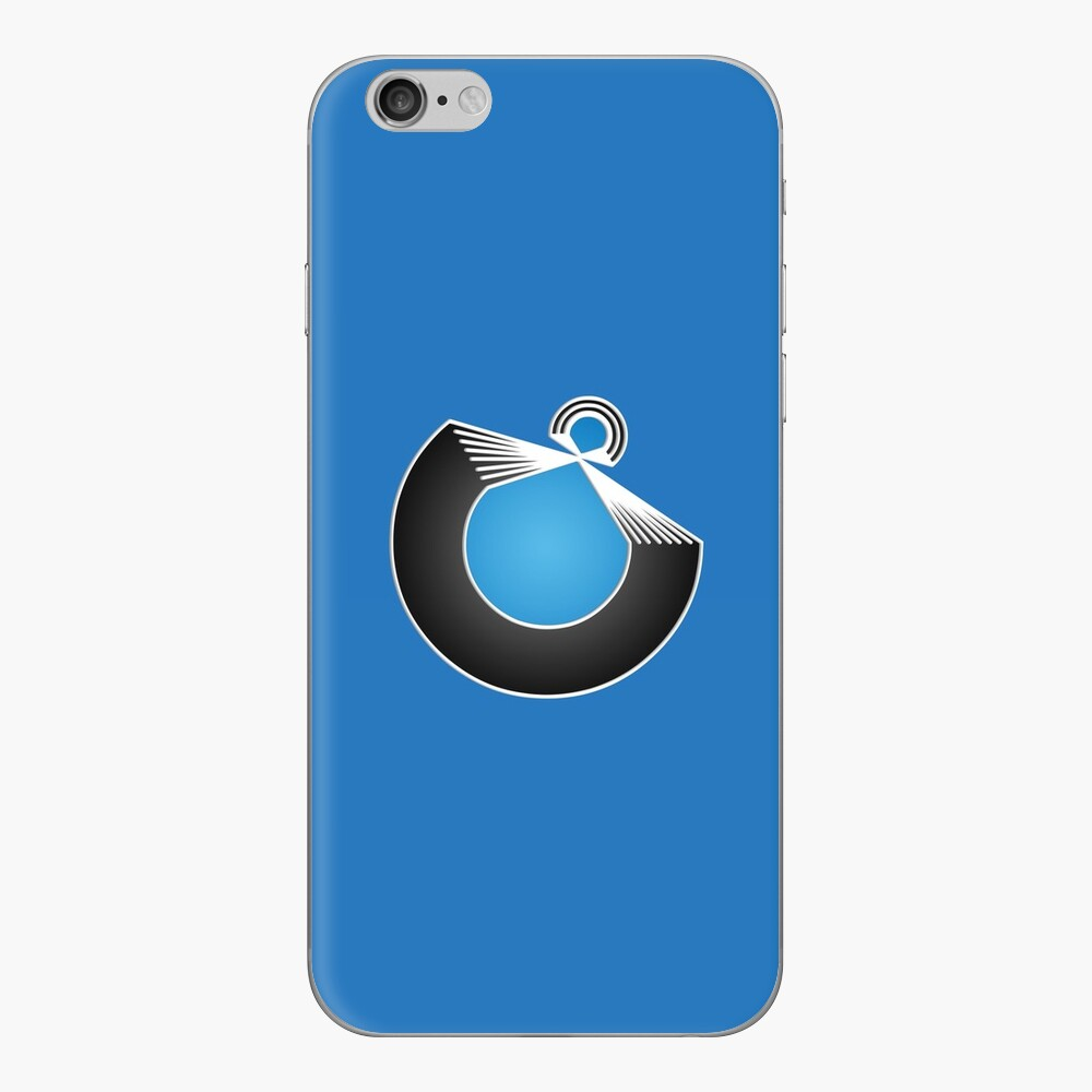 Port Fish official merch iPhone Skin