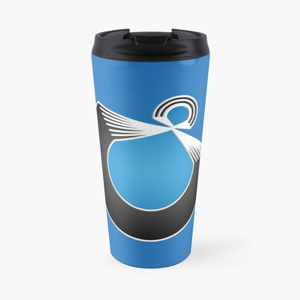 Port Fish official merch Travel Mug