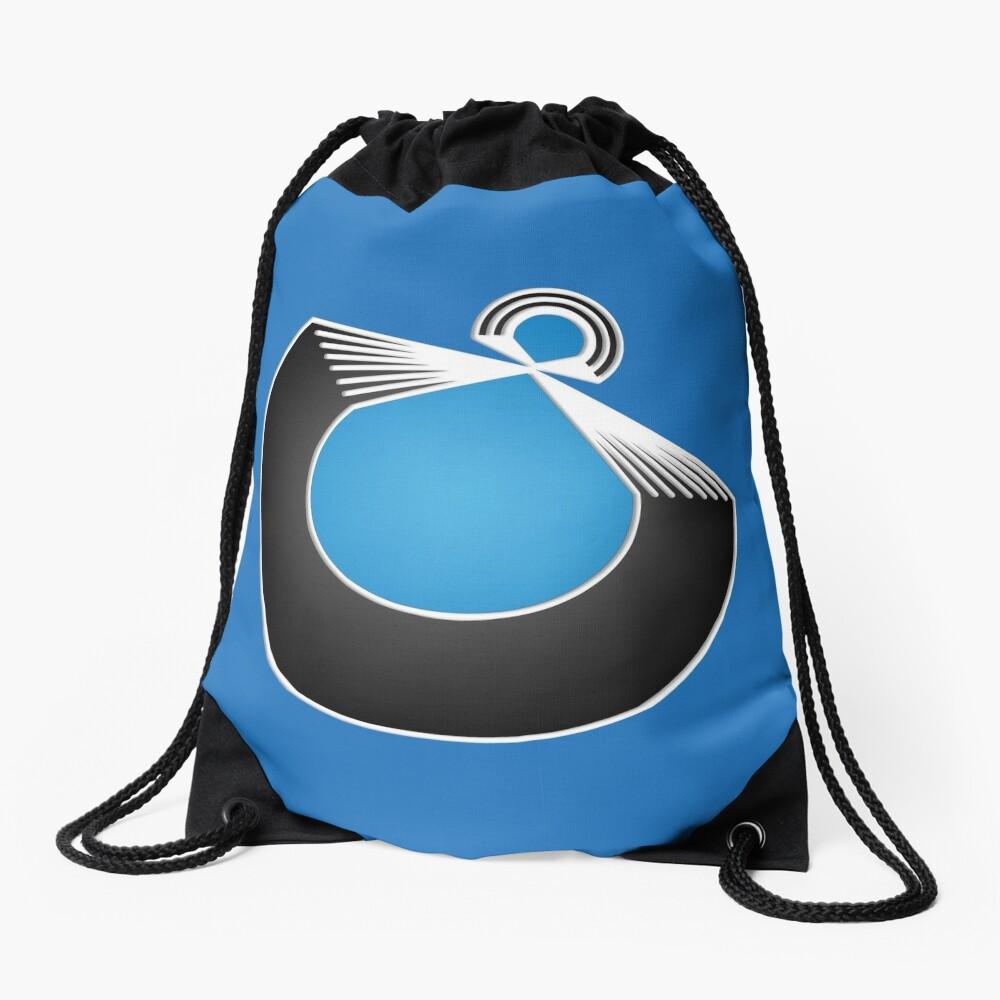 Port Fish official merch Drawstring Bag