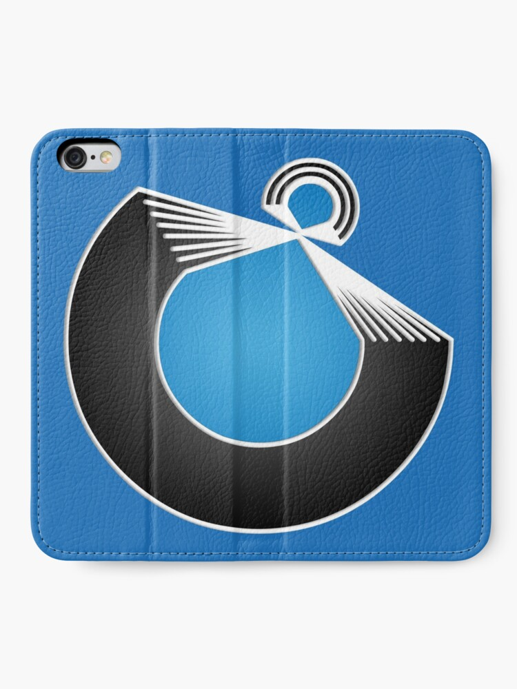 Alternate view of Port Fish official merch iPhone Wallet