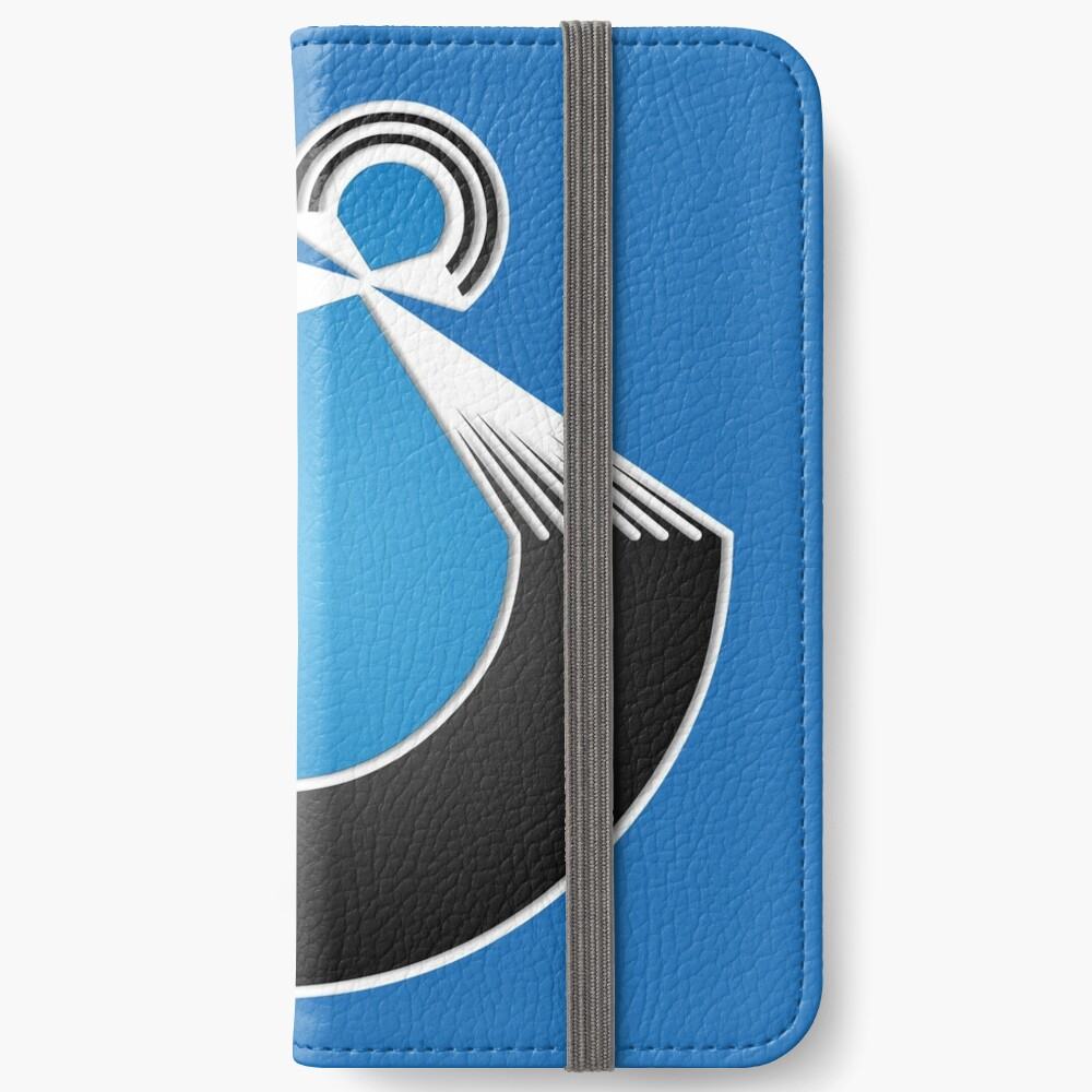 Port Fish official merch iPhone Wallet