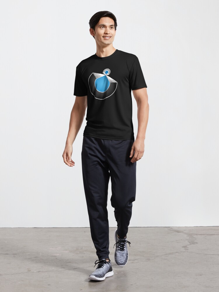 Alternate view of Port Fish official merch Active T-Shirt