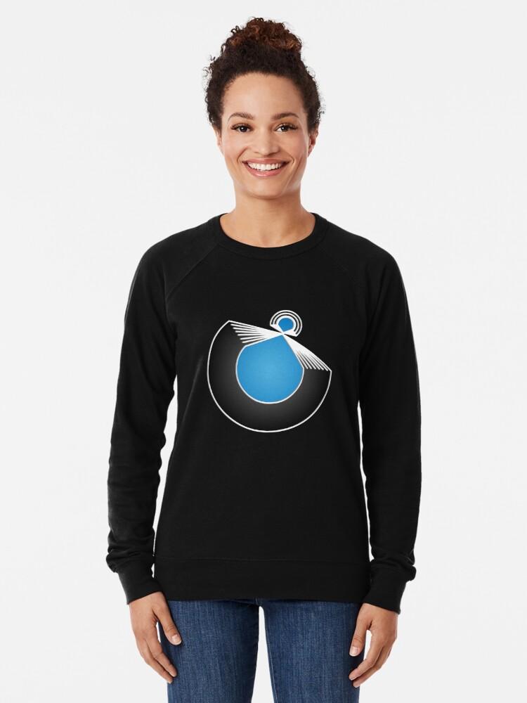 Alternate view of Port Fish official merch Lightweight Sweatshirt