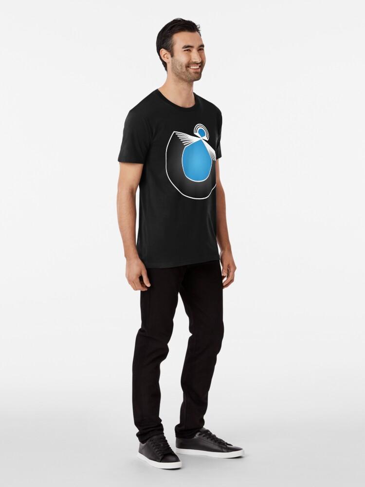 Alternate view of Port Fish official merch Premium T-Shirt