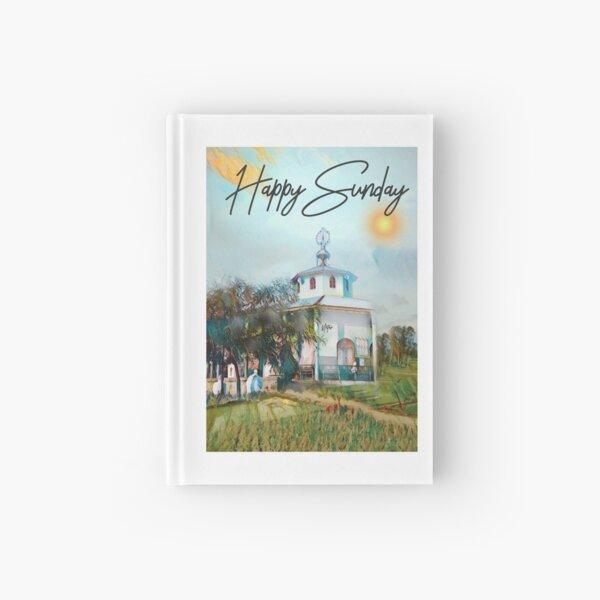 Happy Sunday Hardcover Journal