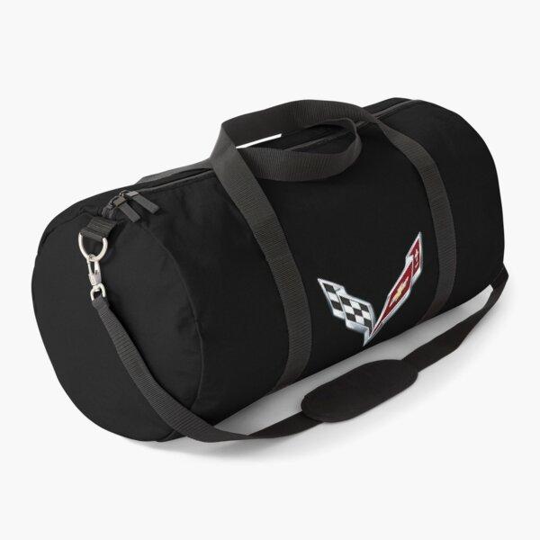 Corvette emblem C7 Duffle Bag