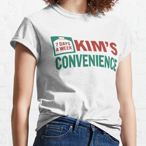 Kim's Convenience Logo Classic T-Shirt