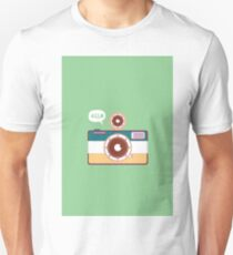 say hello to camera Unisex T-Shirt