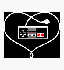 Love NES Photographic Print