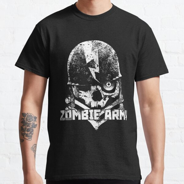 Zombie Army Street Style Logo Classic T-Shirt