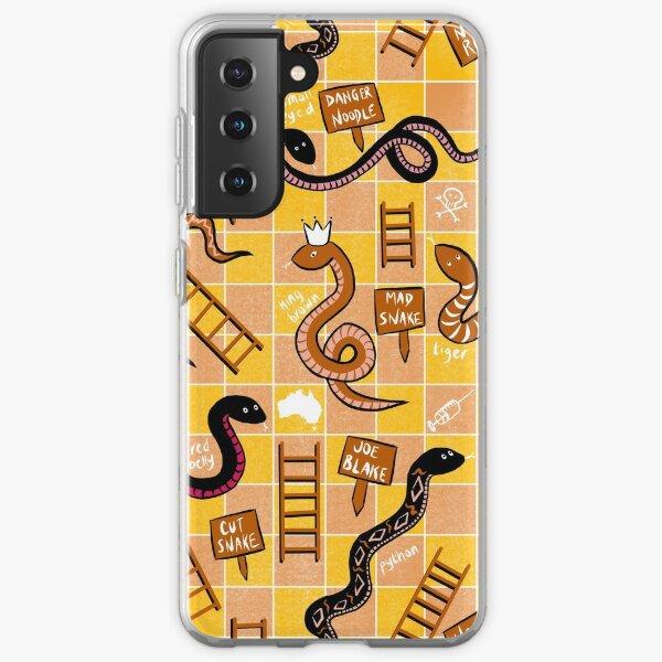Wiggly Sticks & Ladders Samsung Galaxy Soft Case