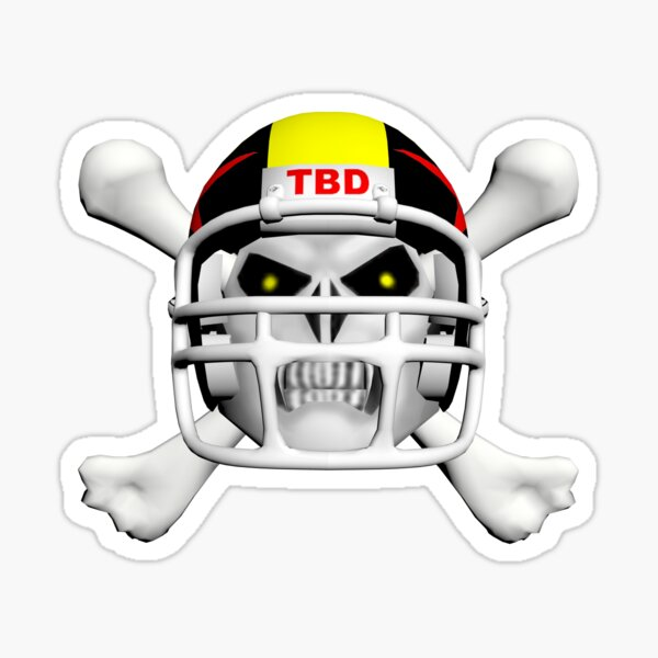 Skullsmashers logo Sticker