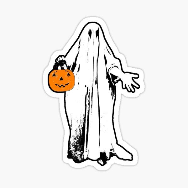 The Sheet Ghost Sticker