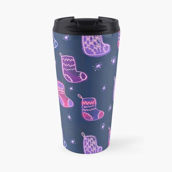 Christmas stockings  Travel Mug