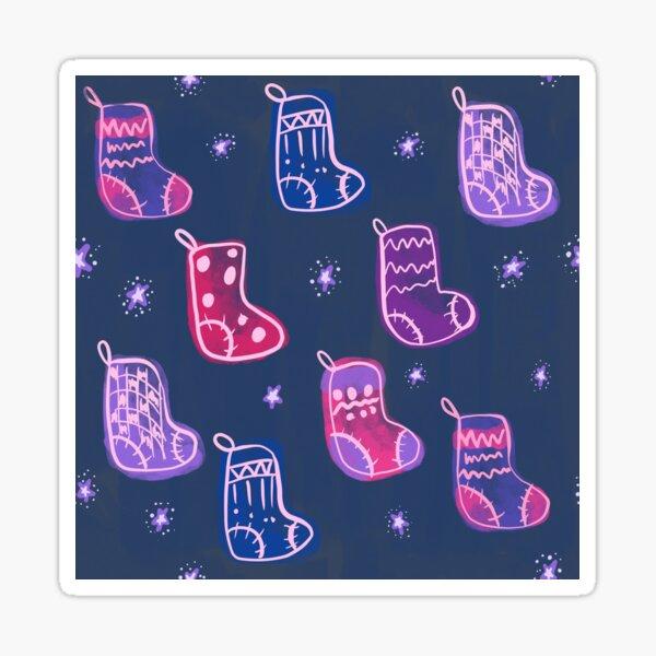 Christmas stockings  Sticker