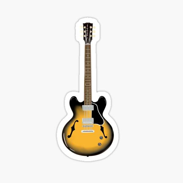 BMT Guitar Sticker