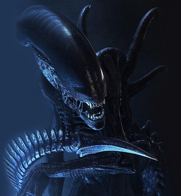 Alien - Xenomorph by Dfarrer98x
