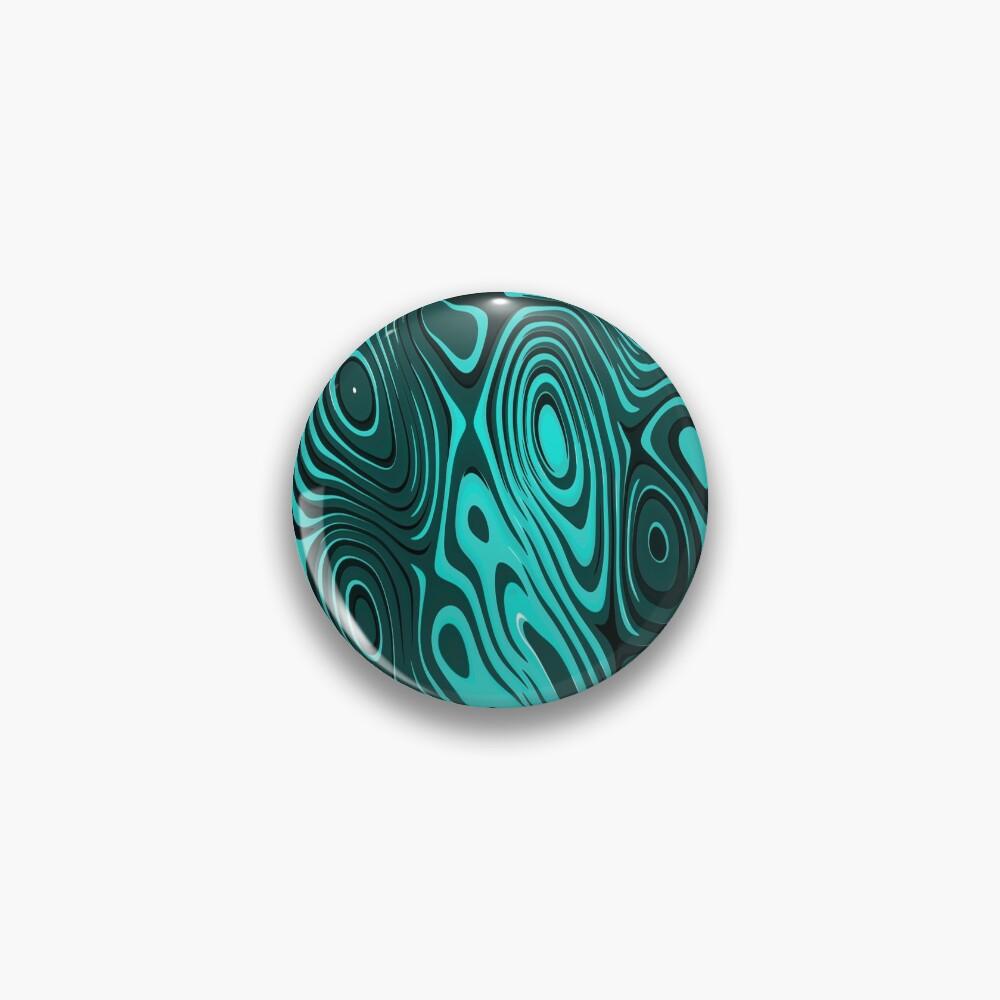 Psychedelic art. Art movement Pin