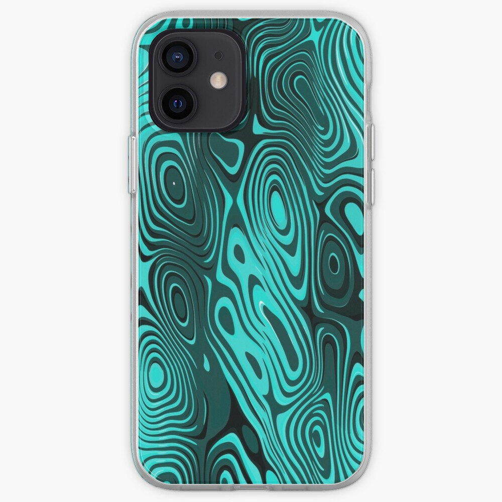 Psychedelic art. Art movement iPhone Case & Cover