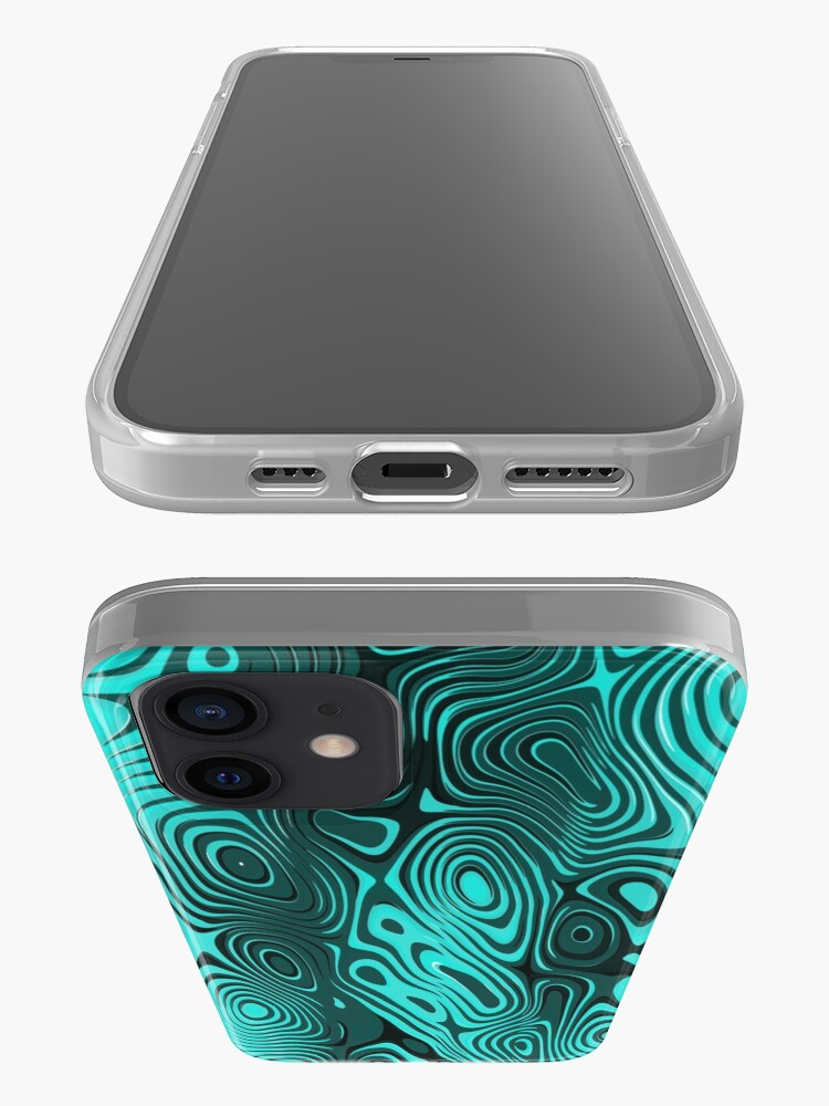 Alternate view of Psychedelic art. Art movement iPhone Case & Cover