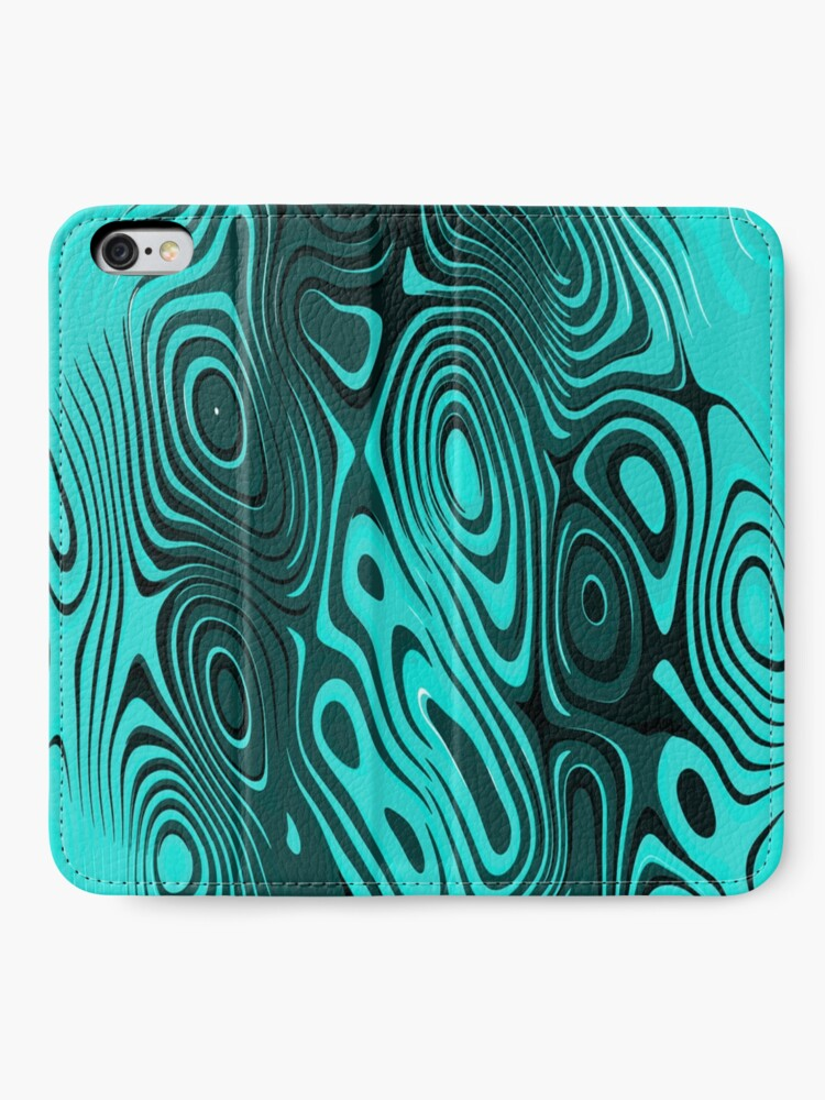 Alternate view of Psychedelic art. Art movement iPhone Wallet