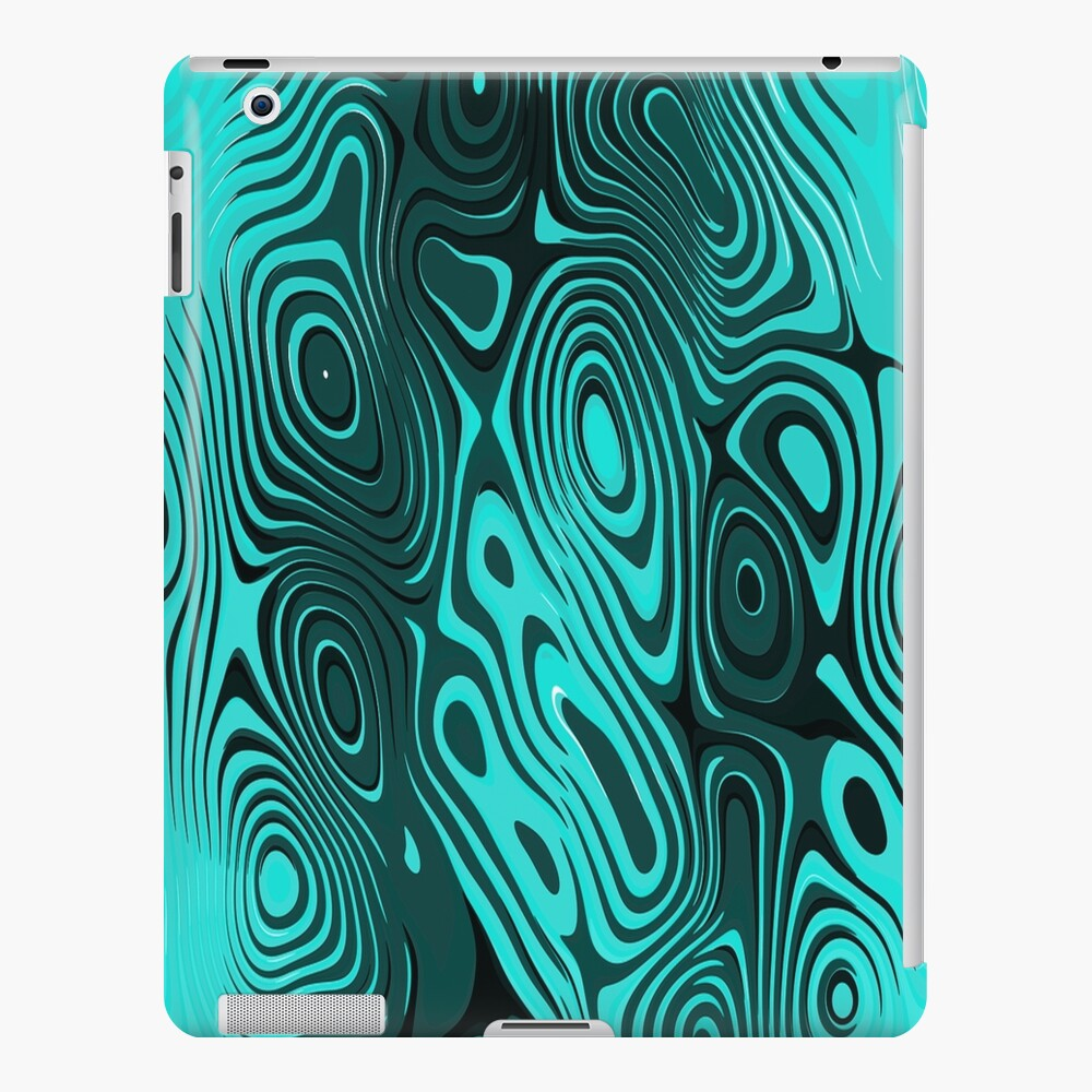 Psychedelic art. Art movement iPad Case & Skin